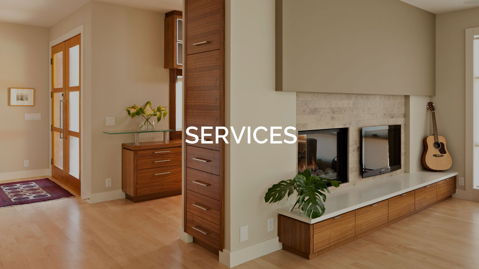 Tracy Topham Interior Design - Services